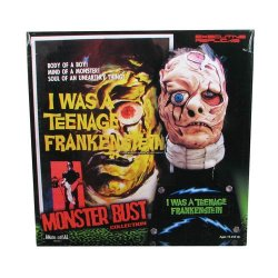 Thumbnail of I Was a Teenage Frankenstein 3:4 Scale Limited Edition Pre-painted Bust