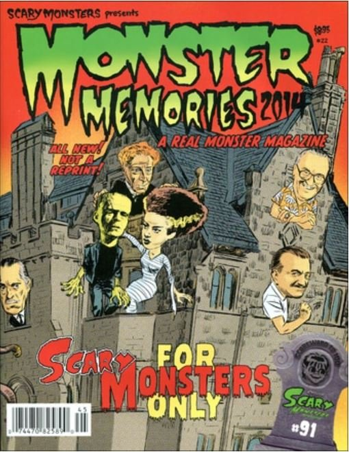 Scary Monsters #91