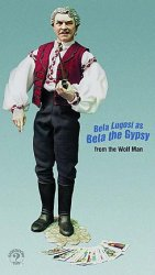 Thumbnail of Sideshow Bela Lugosi as Bela the Gypsy from The Wolf Man 12-inch figure