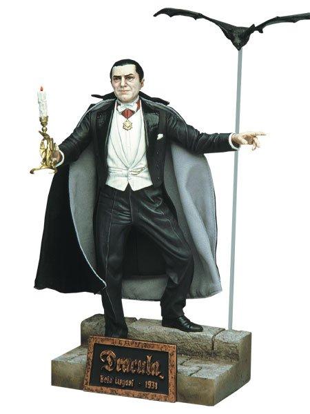 Dracula 8-inch pkg Stock Photo