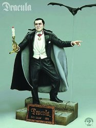 Thumbnail of Sideshow Collectibles Bela Lugosi as Dracula 8-inch figure - Rare!