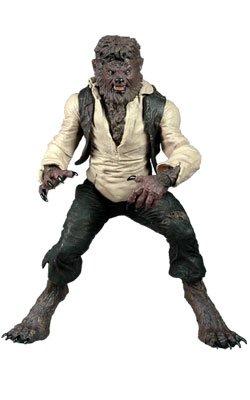 Wolfman 7-inch figure in pkg