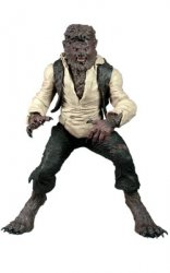 Thumbnail of Mezco Toyz Wolfman 7-in Deluxe Figure - Anthony Hopkins, Benicio Del Toro