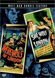 Thumbnail of Werewolf of London / She-Wolf of London - Henry Hull, June Lockhart - DVD New