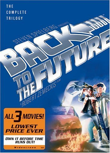 Back to the Future DVD set