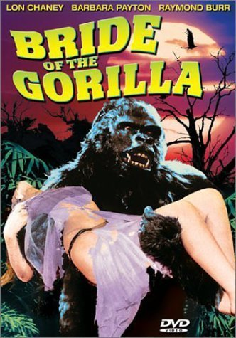 Bride of the Gorilla DVD