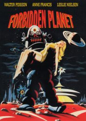 Thumbnail of Forbidden Planet DVD New Sealed