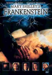 Thumbnail of Mary Shelley's Frankenstein - Robert De Niro - Kenneth Branagh - DVD New Sealed