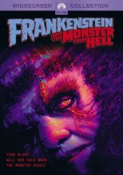 Thumbnail of Frankenstein and the Monster From Hell - Hammer - Peter Cushing - DVD New Sealed
