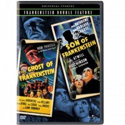 Thumbnail of Ghost of Frankenstein / Son of Frankenstein DVD New Sealed