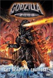 Thumbnail of Godzilla 2000 DVD New Sealed