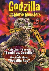 Thumbnail of Godzilla and Other Movie Monsters DVD New Sealed