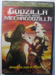 Thumbnail of Godzilla vs. Mechagodzilla (2004 DVD) Rare Out of Print New Sealed