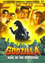 Thumbnail of Godzilla King of the Monsters - The Original! DVD New Sealed