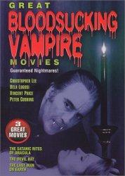Thumbnail of Great Bloodsucking Vampire Movies - Lee - Lugosi - Price DVD New Sealed