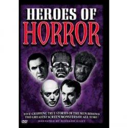Thumbnail of Heroes of Horror Lugosi - Karloff - Chaney - Price - Lorre 2-DVD set New Sealed