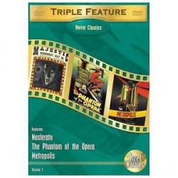 Thumbnail of Horror Classics Triple Feature Volume 1 DVD New Sealed