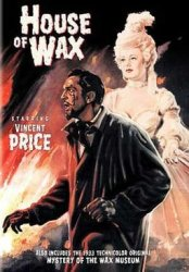 Thumbnail of House of Wax / Mystery of the Wax Museum DVD New Sealed