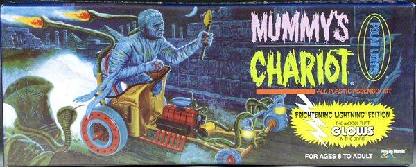 Polar Lights Mummy's Chariot