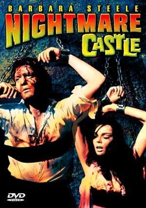 Nightmare Castle DVD