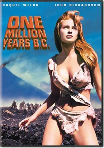 One Million Years B.C. DVD