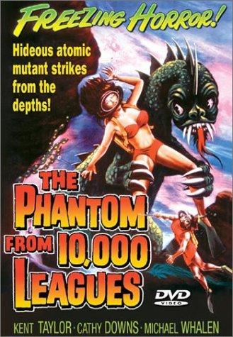 The Phantom 10K Leagues DVD
