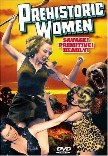 Prehistoric Women DVD