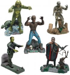 Thumbnail of Revell Universal Monsters Set of 5 model kits