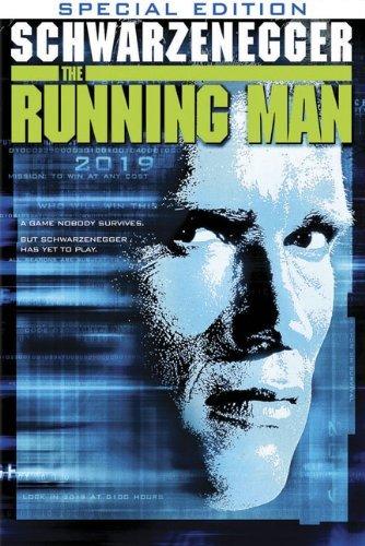 The Running Man DVD