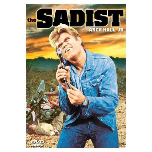 The Sadist DVD