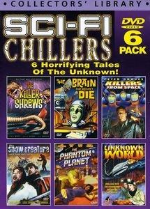 Sci-Fi Chillers 6-DVD Set