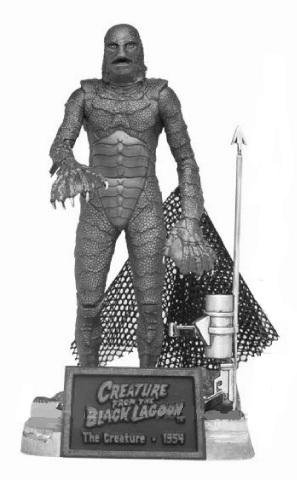 Remarkable, creature from the black lagoon figure simply