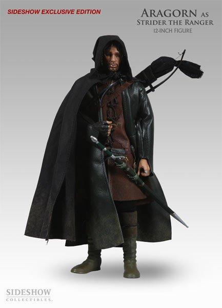 Sideshow Aragorn display box