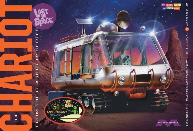 Lost in Space 50th The Chariot