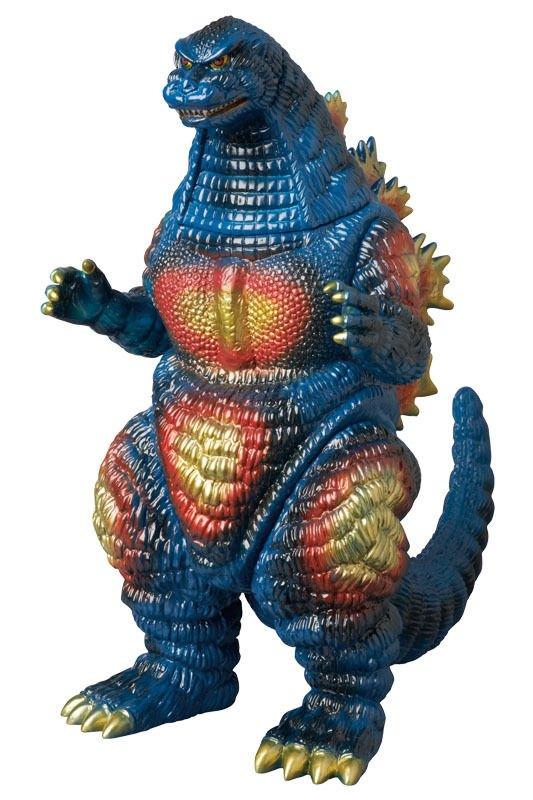 Giant Godzilla Sofubi in bag
