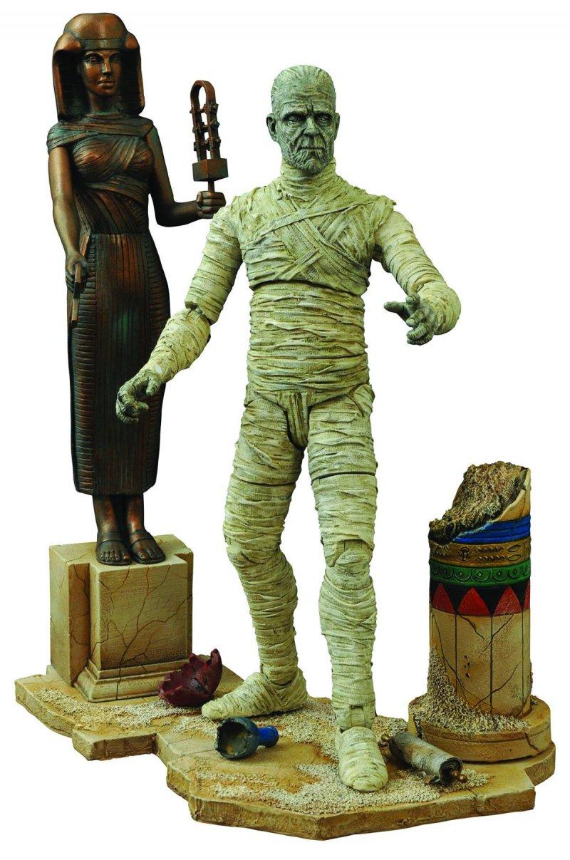 Universal Monsters Mummy set