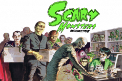 Thumbnail of SUBSCRIBE to Scary Monsters starting with Issue #108 coming in April 2018
