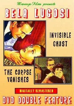 Bela Lugosi Double Feature DVD