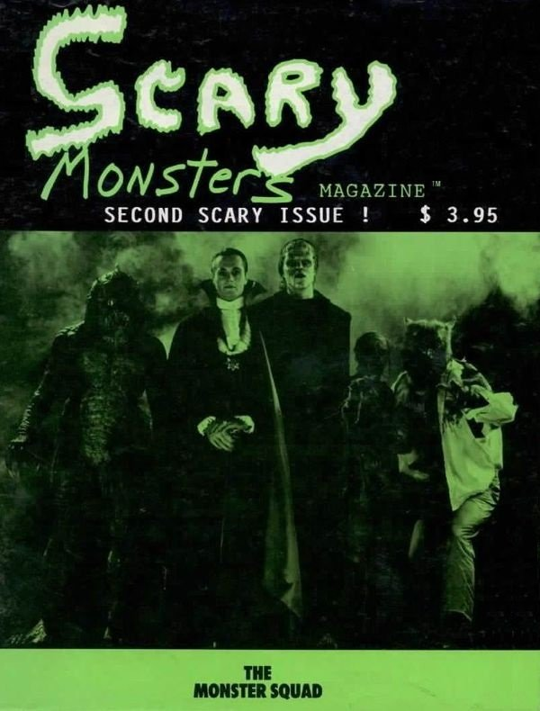 Scary Monsters #2