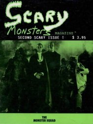 Thumbnail of Scary Monsters magazine #02 - The Monster Squad!