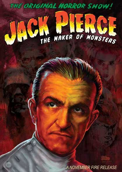 Jack Pierce Documentary DVD