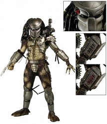Thumbnail of NECA Predator Jungle Hunter with LED lights 1/4 scale figure - Hard to Find!