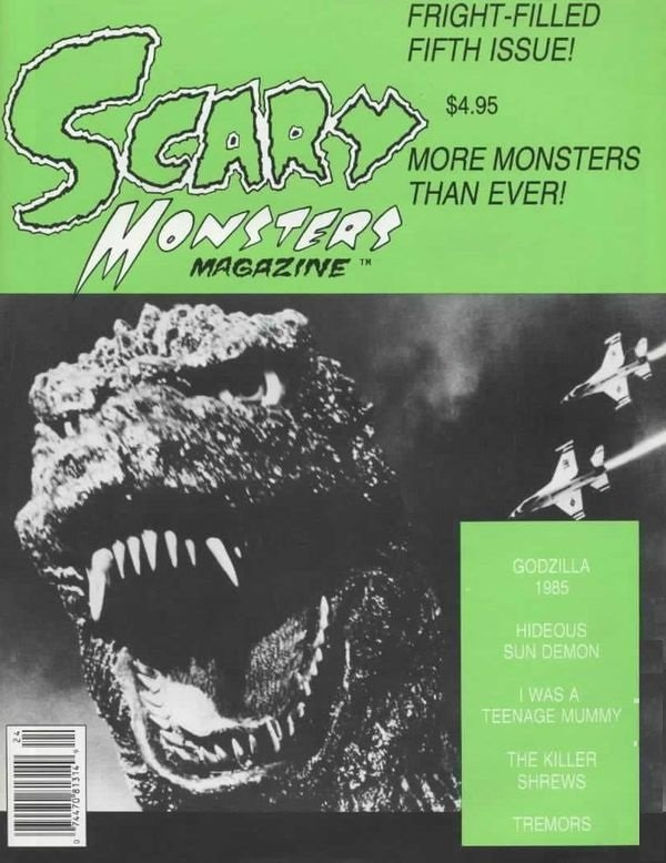 Scary Monsters #5