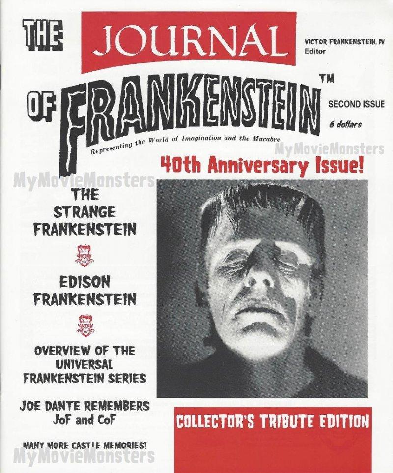 Journal of Frankenstein #2