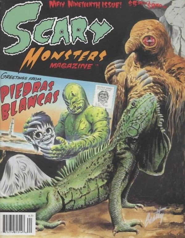 Scary Monsters #19