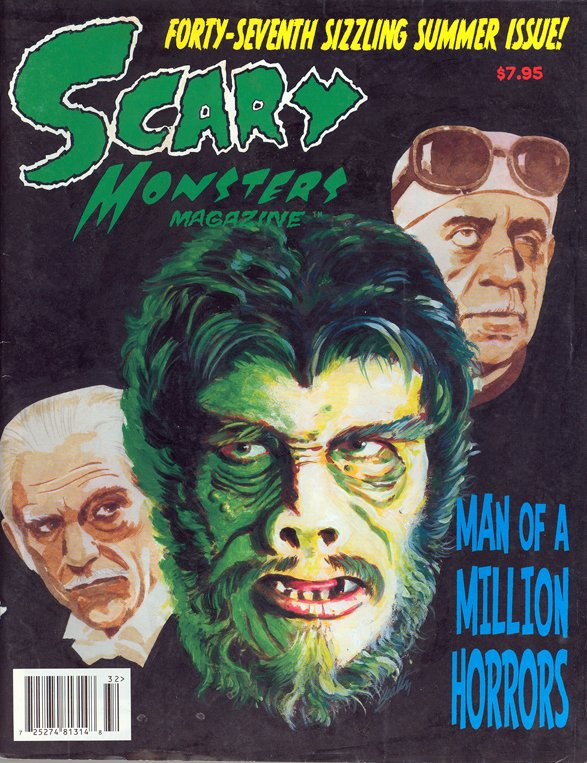 Scary Monsters #47