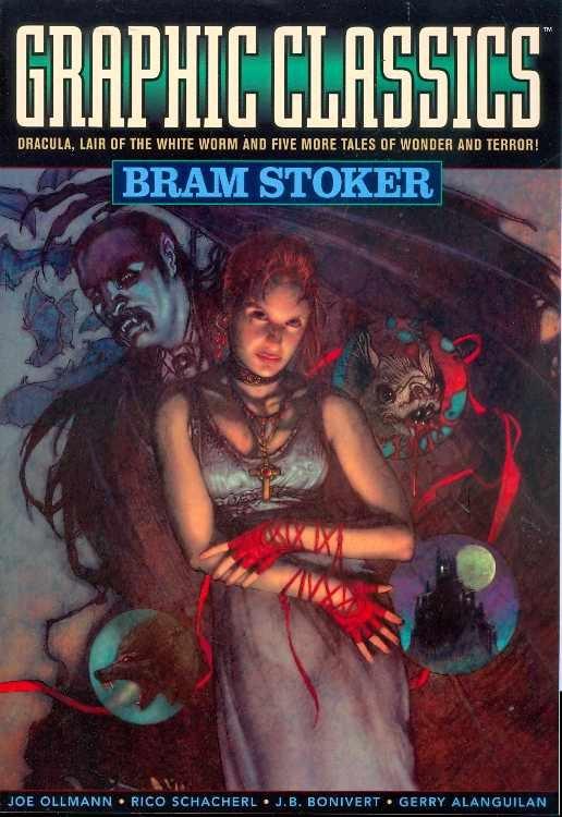 Graphic Classics V7 Stoker