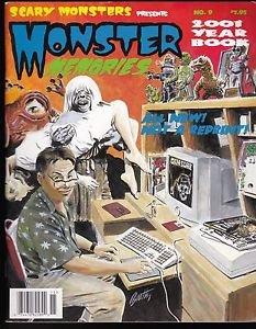 Monster Memories 2001 YB