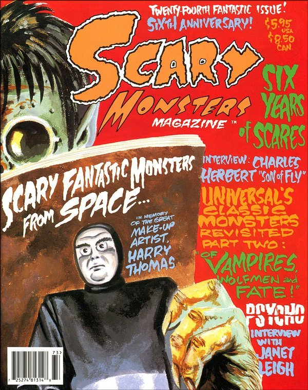 Scary Monsters #24