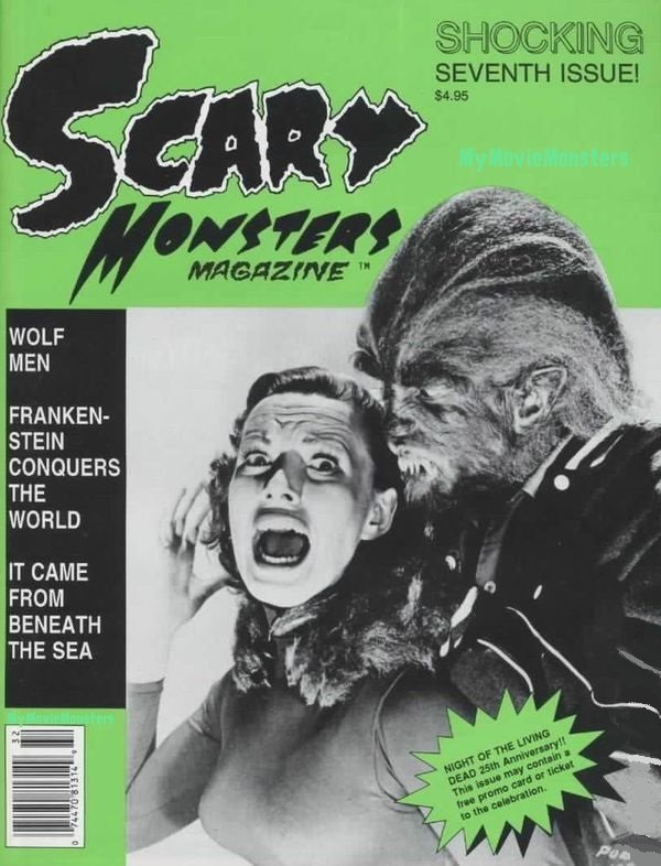 Scary Monsters #7